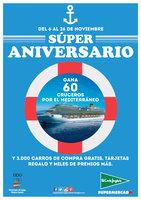 Ofertas de El Corte Inglés, Súper Aniversario