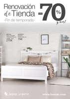 Ofertas de Banak Importa, Renovación de tienda - Valladolid