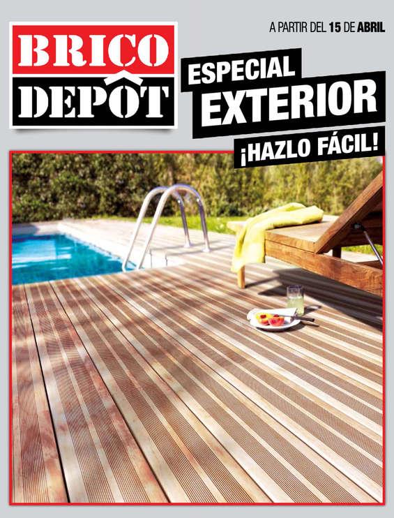 Ofertas de Bricodepot, Especial exterior ¡Hazlo Fácil! - Toledo
