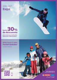 Esquí 2016-17