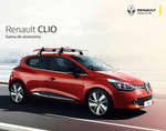 Ofertas de Renault, Catalogo de accesorios Clio