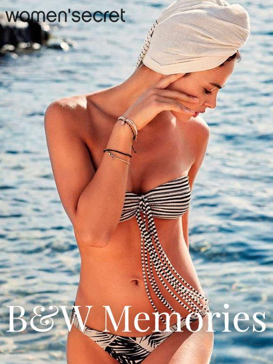 Ofertas de Women'Secret, B&W Memories