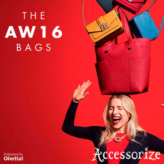Ofertas de Accessorize, Day Bag Otoño-Invierno 2016
