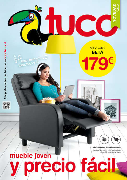 Tuco logro o ofertas cat logo y folletos ofertia for Muebles tuco vitoria