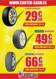 Neumáticos Semana Santa