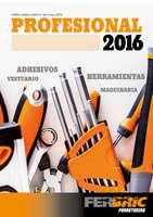 Ofertas de Ferbric, Profesional 2016