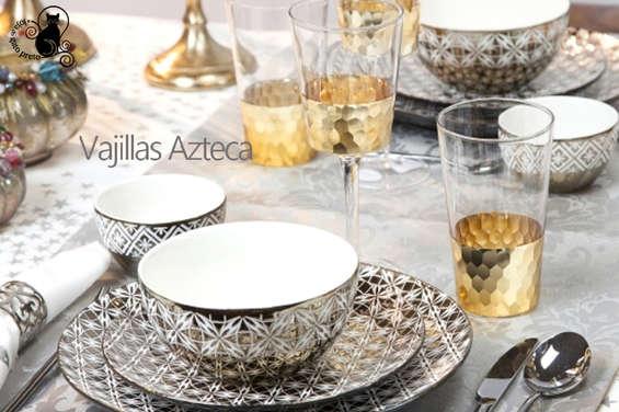 Ofertas de A Loja Do Gato Preto, Vajillas Azteca