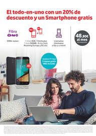 El todo-en-uno con un 20% de descuento y un Smartphone gratis