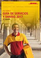 Ofertas de Dhl, Guía de servicios y tarifas 2017