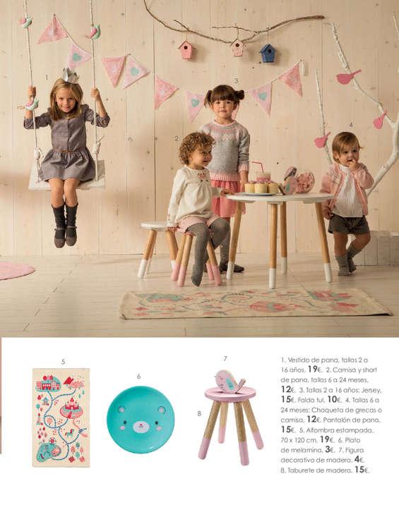 Ofertas de Hipercor, Moda y hogar infantil