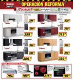 Ofertas de Bricodepot, Operación Reforma - Majadahonda