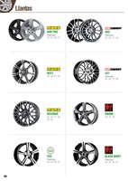 Ofertas de Feu Vert, Guía de neumáticos