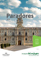 Ofertas de Viajes El Corte Inglés, Paradores 2016