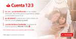 Ofertas de Santander, Cuenta 1 2 3
