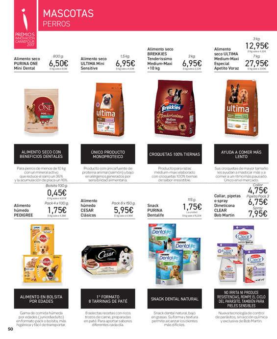 Ofertas de Carrefour, Premios Innovación Carrefour 2017