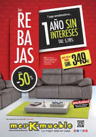 Ofertas de Merkamueble, Las Rebajas hasta -50%