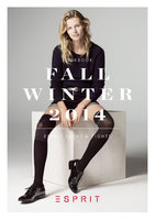 Ofertas de Esprit, Fall Winter 2014