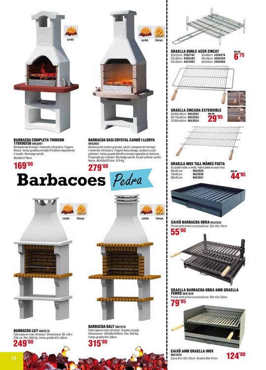 Comprar barbacoa de obra en barcelona barbacoa de obra - Barbacoa prefabricada barata ...