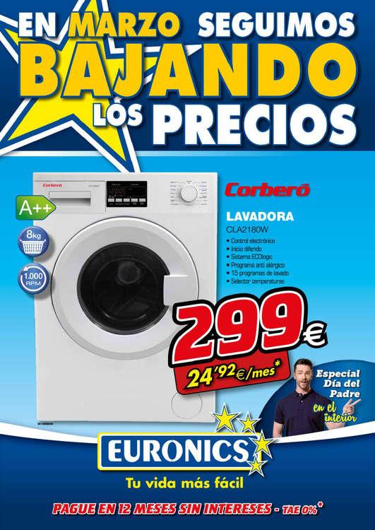 Ofertas de Euronics, Seguimos bajando precios