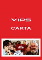 Ofertas de Vips, Carta