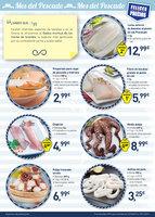 Ofertas de La Sirena, Mes del pescado