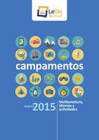 Ofertas de Viajes Cemo, Campamentos 2015