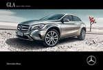 Ofertas de Mercedes-Benz, GLA Sport Utility Vehicle