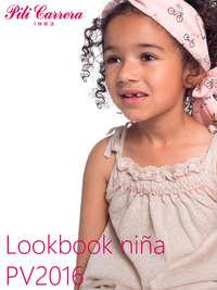 Lookbook niña PV 2016