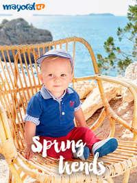 Spring Trends - Recién Nacido
