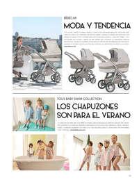 Sumérgete en el verano con las nuevas tendencias de la moda infantil y de bebé