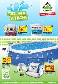 Todo para tu piscina