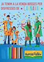 Ofertas de Bureau Vallée, Ja tenim a la venda bosses per disfresses de Carnaval