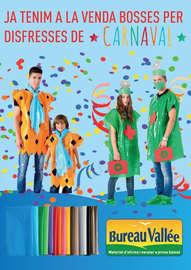 Ja tenim a la venda bosses per disfresses de Carnaval