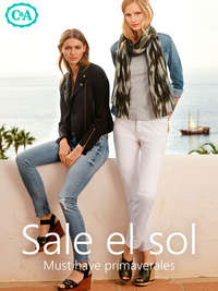 Sale el sol. Must have primaverales
