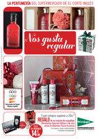 Ofertas de El Corte Inglés, La Perfumería. Nos gusta regalar