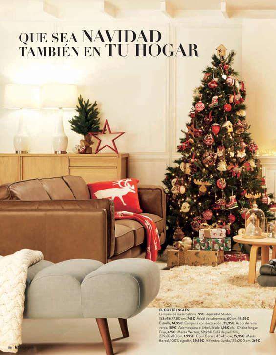 Ofertas de El Corte Inglés, Regalos Navidad