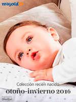 Ofertas de Mayoral, Colección Recién Nacido. Otoño-Invierno 2016