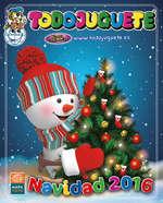Ofertas de Todojuguete, Navidad 2016