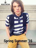 Ofertas de Macson, Spring Summer '16