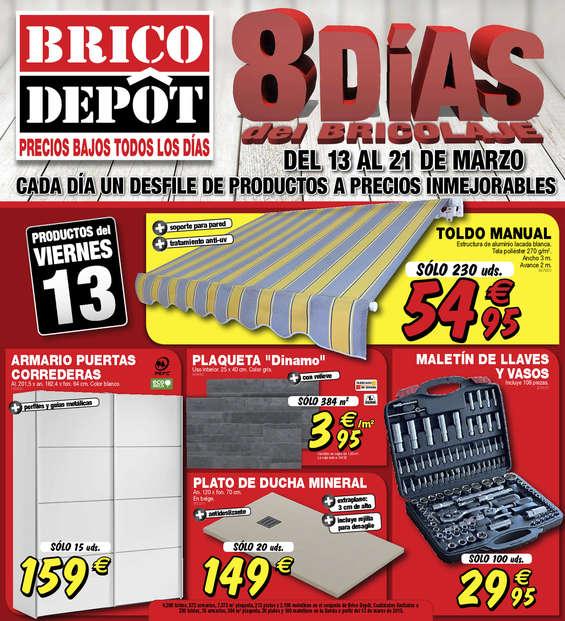 Bricodepot alcal de henares ofertas cat logo y for Bricodepot productos