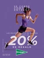 Ofertas de El Corte Inglés, Se corre como se entrena - Mujer