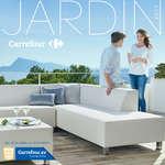 Ofertas de Carrefour, Jardín 2017