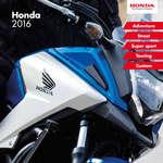 Ofertas de Honda, Honda