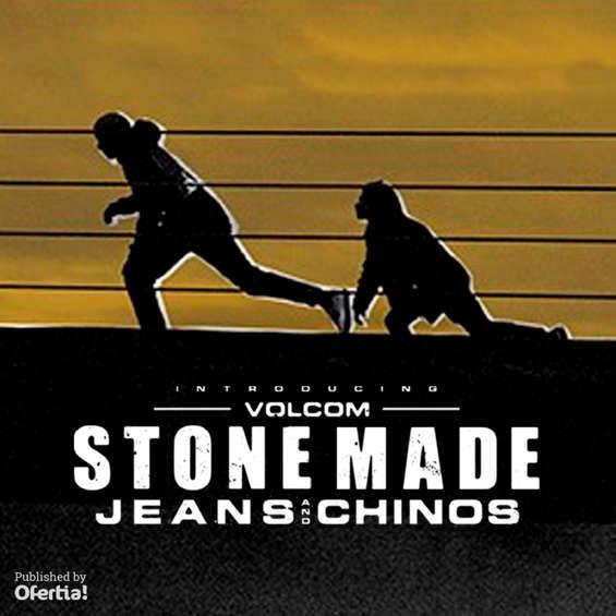 Ofertas de Volcom, Stone Made