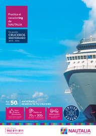 Cruceros Mediterraneo 2015-2016