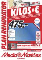 Ofertas de Media Markt, Kilos x €