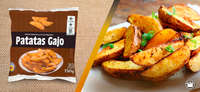 Patatas Gajo, fáciles de preparar, sabrosas y crujientes