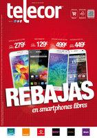 Ofertas de Telecor, Rebajas en smartphones libres