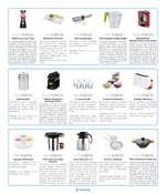 Ofertas de La Caixa, Catálogo puntos