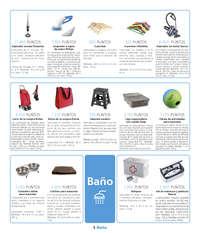 Catálogo puntos